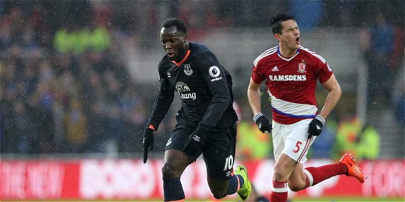 Bernardo jugó los 90 minutos en el 0-0 del Middlesbrough con Everton