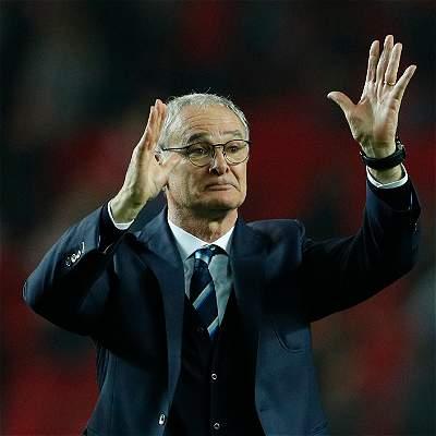 Claudio Ranieri fue destituido como técnico del Leicester City