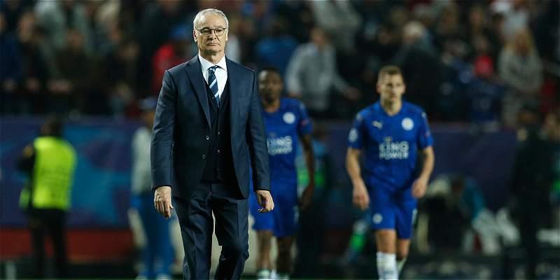 Claudio Ranieri fue destituido en Leicester de Inglaterra