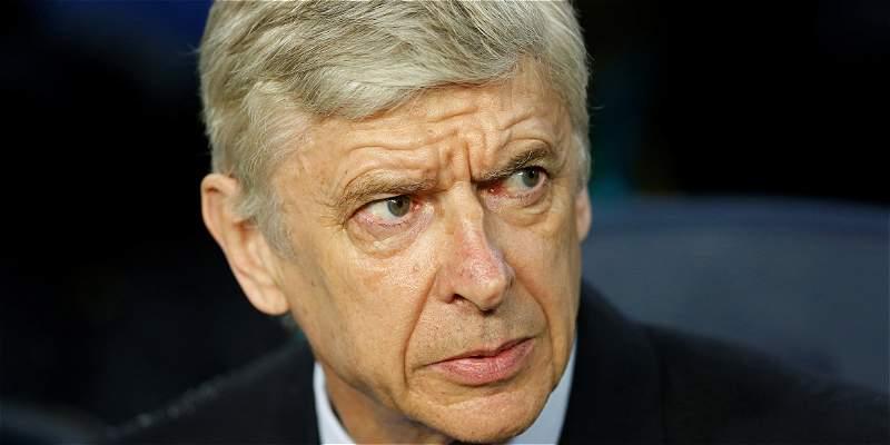Wenger descartó dirigir a Barcelona e insistió que se queda en Arsenal