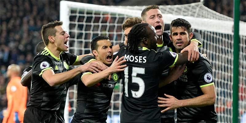Chelsea dio un paso más en su camino al título: 1-2 sobre West Ham
