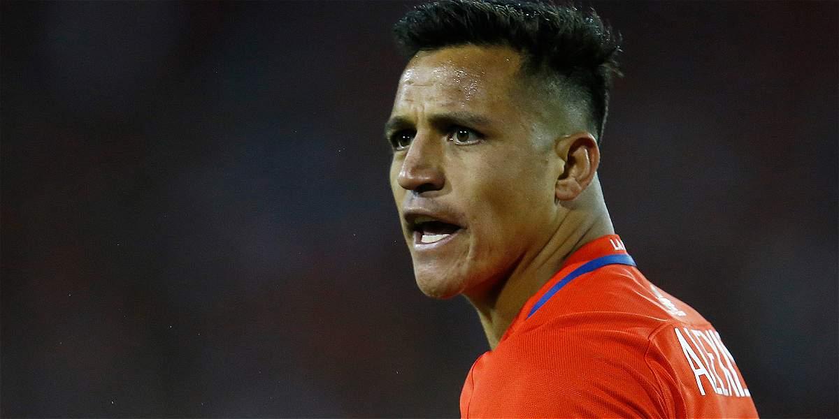 'Quiero estar en un equipo con mentalidad ganadora': Alexis Sánchez
