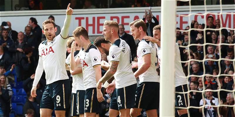 Tottenham golea 4-0 al Bournemouth y le mete presión al Chelsea
