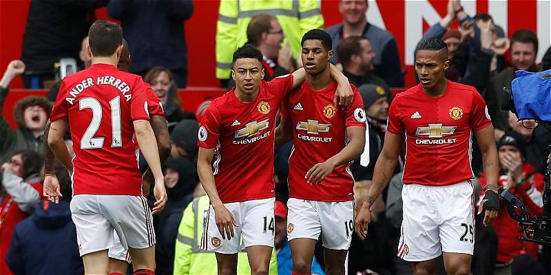 Se apretó la Premier: Manchester United venció 2-0 a un débil Chelsea