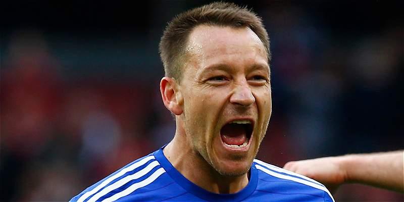 Chelsea anunció que John Terry dejará el club a final de temporada