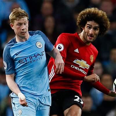 Manchester City empató con Manchester United