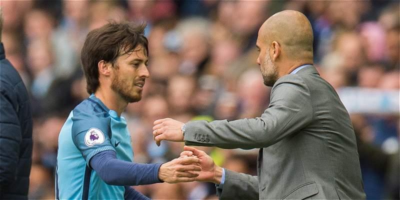 Manchester City venció 5-0 a Crystal Palace en la Premier League