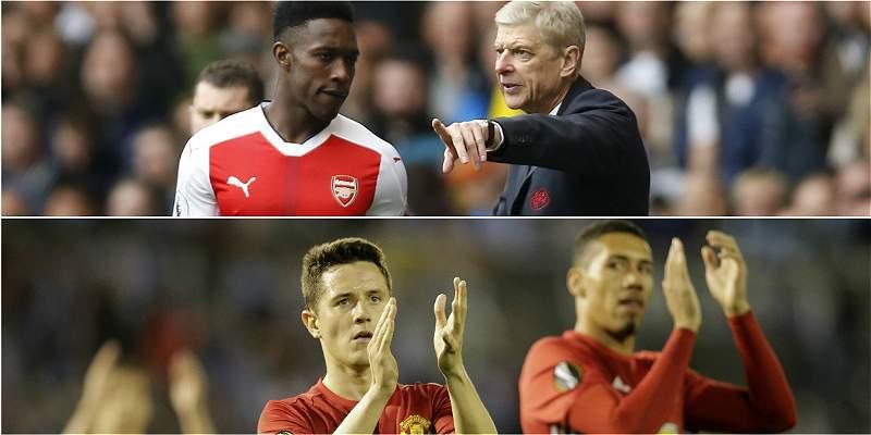 Previo Arsenal - Manchester United