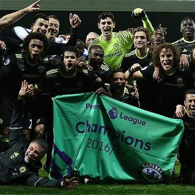 Las cinco claves del título del Chelsea en la Premier League