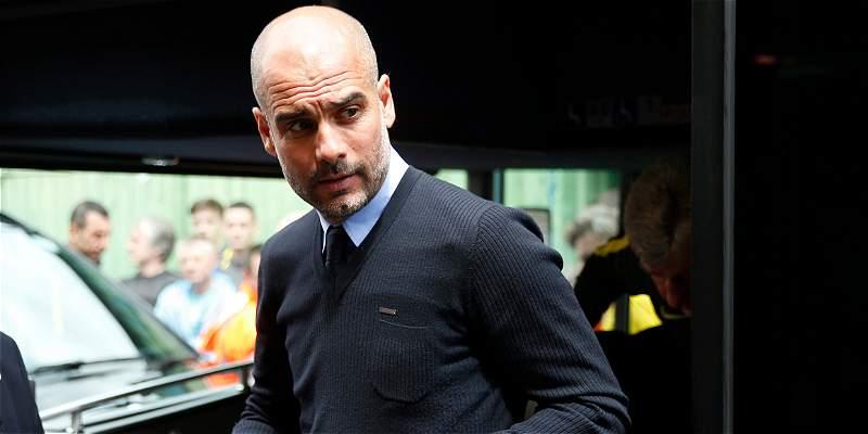 \'Barrida\' en Manchester City: Guardiola prescinde de cuatro veteranos