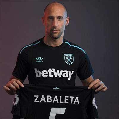 El argentino Pablo Zabaleta es nuevo jugador del West Ham