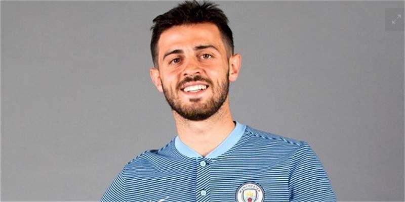 Bernardo Silva se convierte en el primer refuerzo del Manchester City