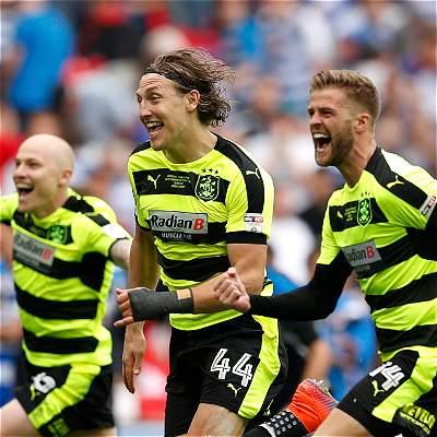 Ascenso de Huddersfield