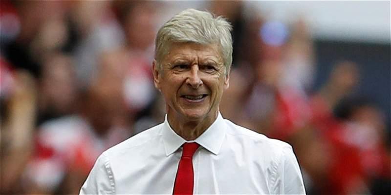Wenger habría renovado su contrato con Arsenal por dos temporadas más