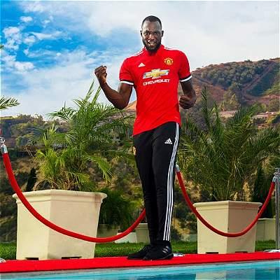 Finalmente, es oficial: Romelu Lukaku es del Manchester United