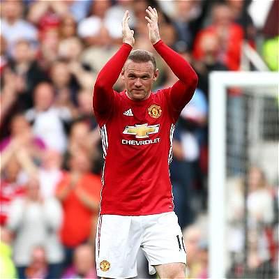 'Adiós a una leyenda': homenaje a Wayne Rooney de parte del United