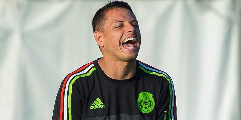 El mexicano 'Chicharito' Hernández jugará para el West Ham inglés