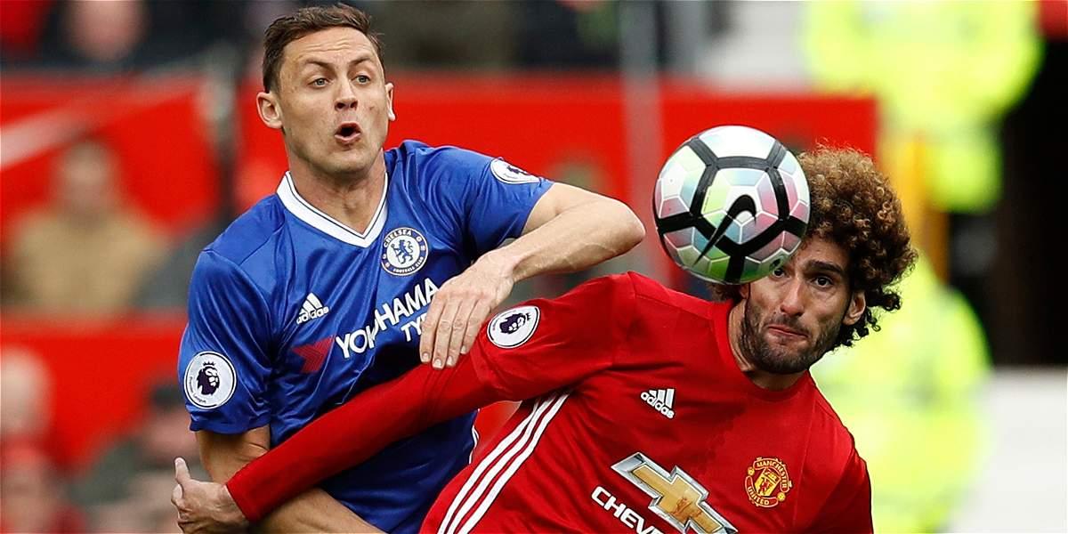 Nemanja Matic ficha por el United para las próximas tres temporadas