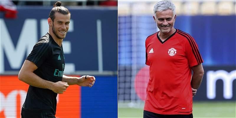 Mourinho muestra su interés por Bale y le pide que no juegue la final