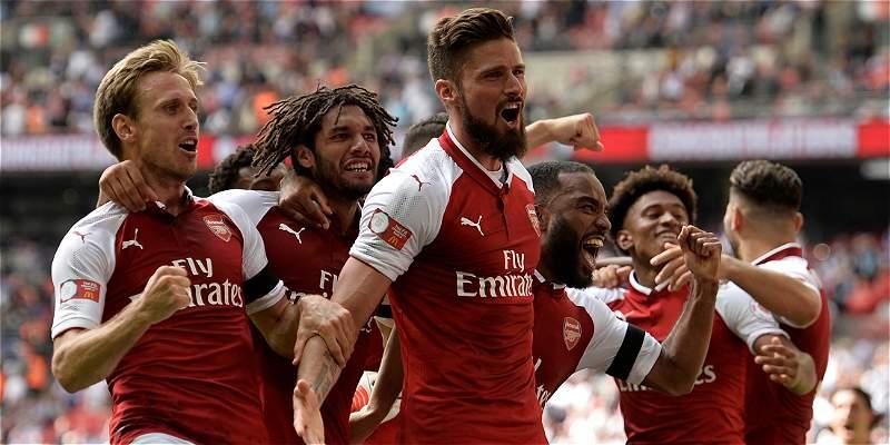 Arsenal vs. Leicester: empieza la Premier más abierta de la historia