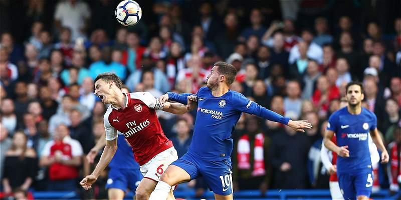 El clásico entre Chelsea y Arsenal no pasó del 0-0 en Stamford Bridge