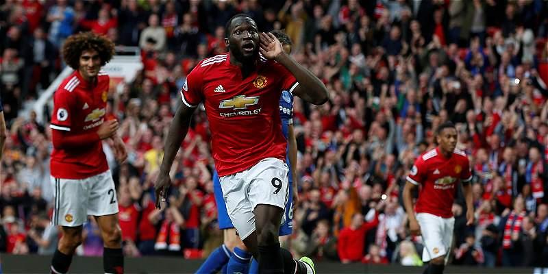 Manchester United no tuvo piedad del Everton y lo goleó 4-0 en Premier