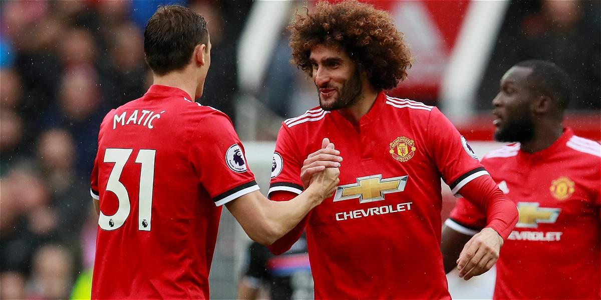 Manchester United volvió a golear: esta vez 4-0 al Crystal Palace