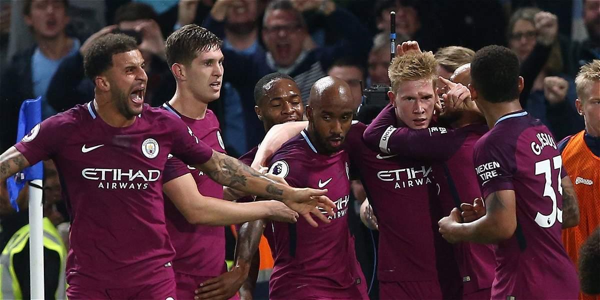 Manchester City superó una dura prueba: venció 0-1 al Chelsea