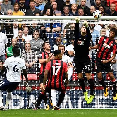 Dávinson no afloja: jugó los 90 minutos en el triunfo de Tottenham