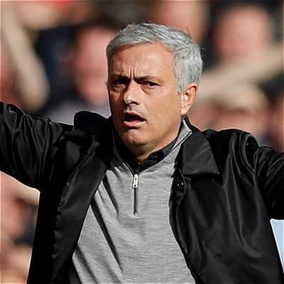 José Mourinho Manchester United