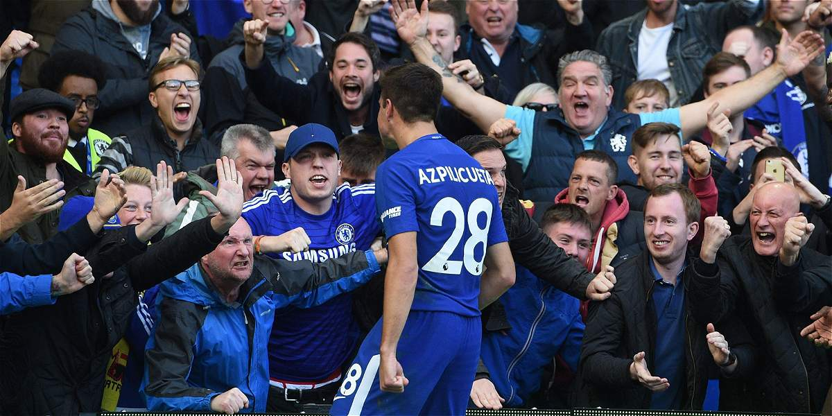 Chelsea despierta en la Premier con su victoria 4-2 al Watford