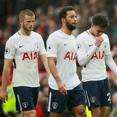Tottenham suspende de por vida a dos aficionados que lanzaron orina