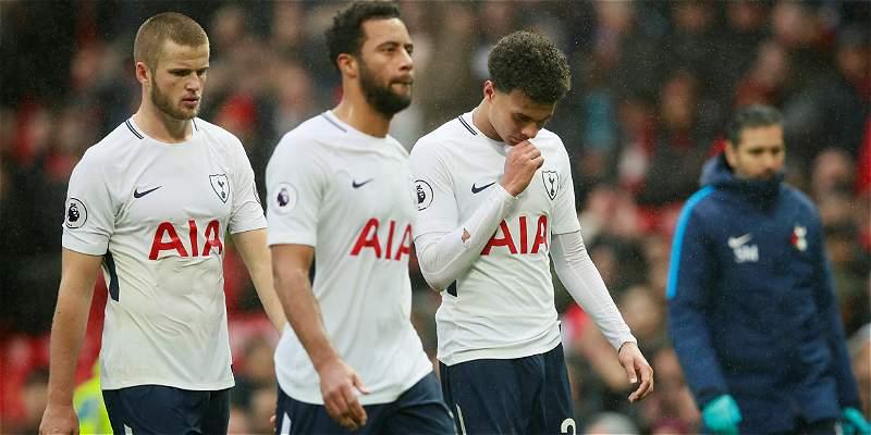 Tottenham, derrotado