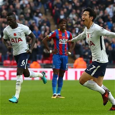 Si Dávinson juega, Tottenham no pierde: victoria 1-0 al Crystal Palace