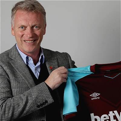David Moyes fue nombrado como nuevo entrenador del West Ham United