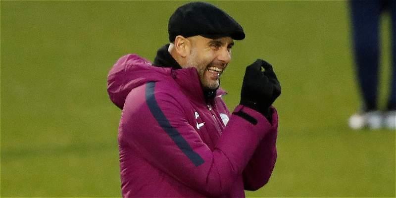 Ni el Man. City de Guardiola salva, por ahora, a la Premier en rating