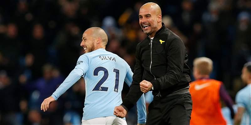 David Silva extiende un año su contrato con Manchester City hasta 2020