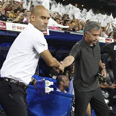 Dos estilos y una rivalidad llena de títulos: Mourinho vs. Guardiola