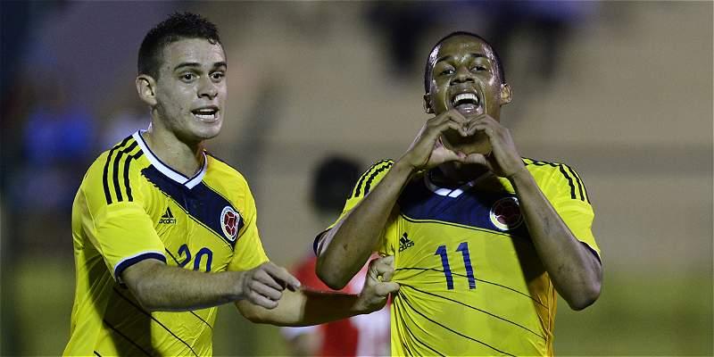 Las cinco figuras de la Selección Colombia Sub-20