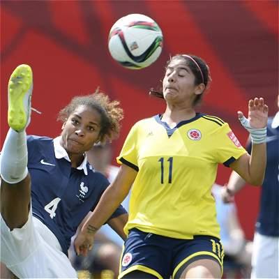 Catalina Usme Selección Colombia Femenina