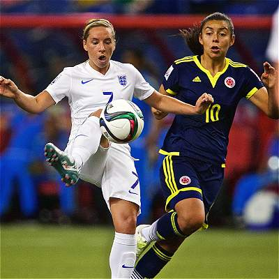 Colombia vs Inglaterra 2
