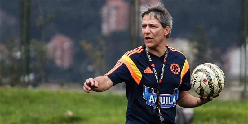 Carlos \'Piscis\' Restrepo convocó la Seleccion Colombia Sub-23