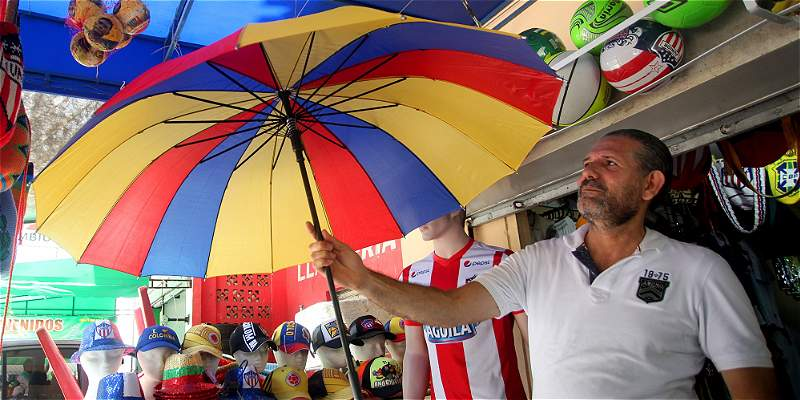En Barranquilla declaran alerta amarilla para el duelo Colombia-Perú