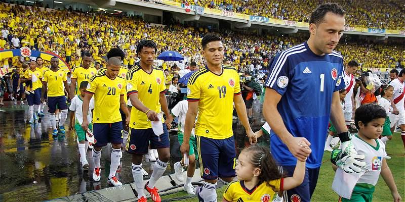 ¿Por qué juega Colombia en Barranquilla?