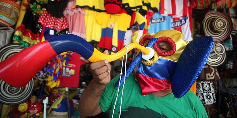 Los seguidores de Colombia se ponen \'in\' para la Eliminatoria