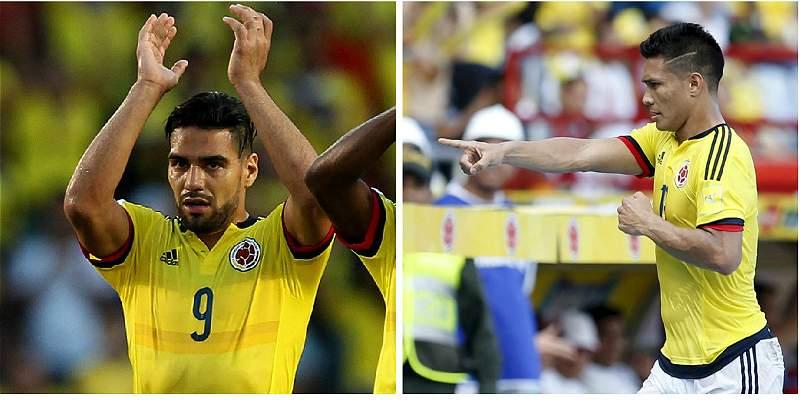 \'Teo\' y su emotiva celebración: le dedicó el gol a Falcao