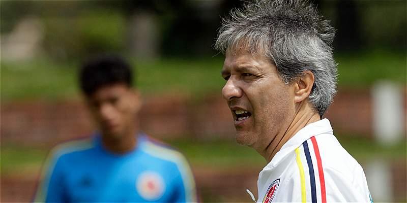 Colombia Sub-23 sigue trabajando con miras al repechaje Olímpico