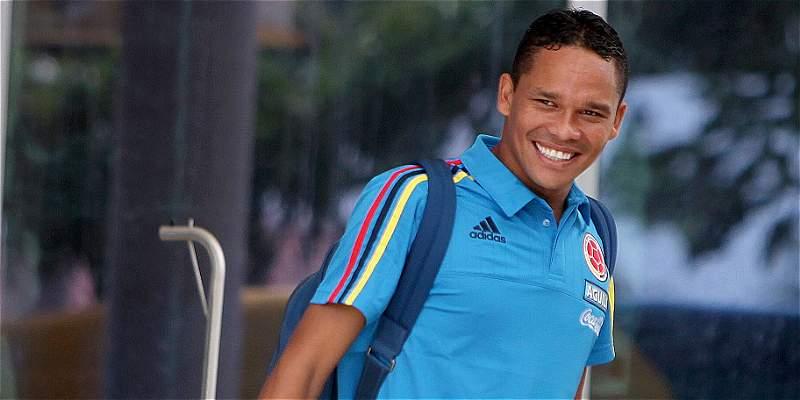 Carlos Bacca Selección Colombia