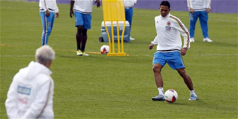 Colombia, a buscar su botín en su visita a la Selección de Uruguay