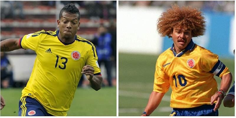 El \'Pibe\' Valderrama vs. Fredy Guarín: ¿Quién es quién en el fútbol?